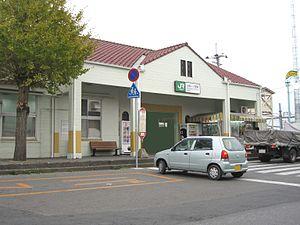 Kazusa-Ichinomiya Station - Kazusa-Ichinomiya Station