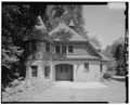 Keasbey and Mattison Company, Executive's House, Carriage House, 8 Lindenwold Avenue, Ambler, Montgomery County, PA HABS PA,46-AMB,10M-3.tif