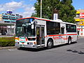 Keio-bus C31308 100th.JPG