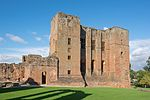Kenilworth Castle keep from the south-west 2016.jpg