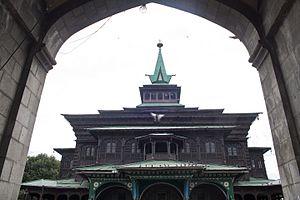 Khanqah-e-Moula - Image: Khanqah e Moula Inside View 02