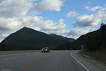 Kicking Horse Pass BC AB on the Trans Canadian Highway August 2013.jpg