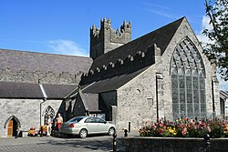 Kilkenny Black Abbey SW 2007 08 29.jpg