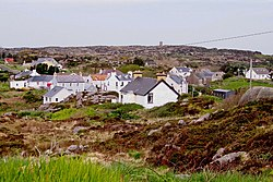 Kincasslagh - Buildings and houses in the village area - geograph.org.uk - 1171386.jpg