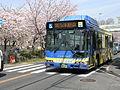 Kintetsu Bus in Yamamoto, Yao01.JPG