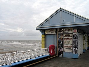 Kiosk, Blackpool Central Pier - geograph.org.u...