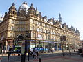 Kirkgate Market, Leeds (6th April 2015) 002.JPG