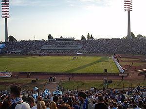 Kirov Stadium - Kirov Stadium