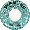 Kiss Away Ronnie Dove 45.jpg