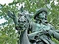 Kit Carson statue in Trinidad, Colorado.jpg