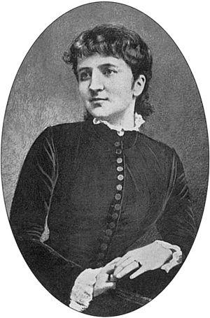 Katharine O'Shea