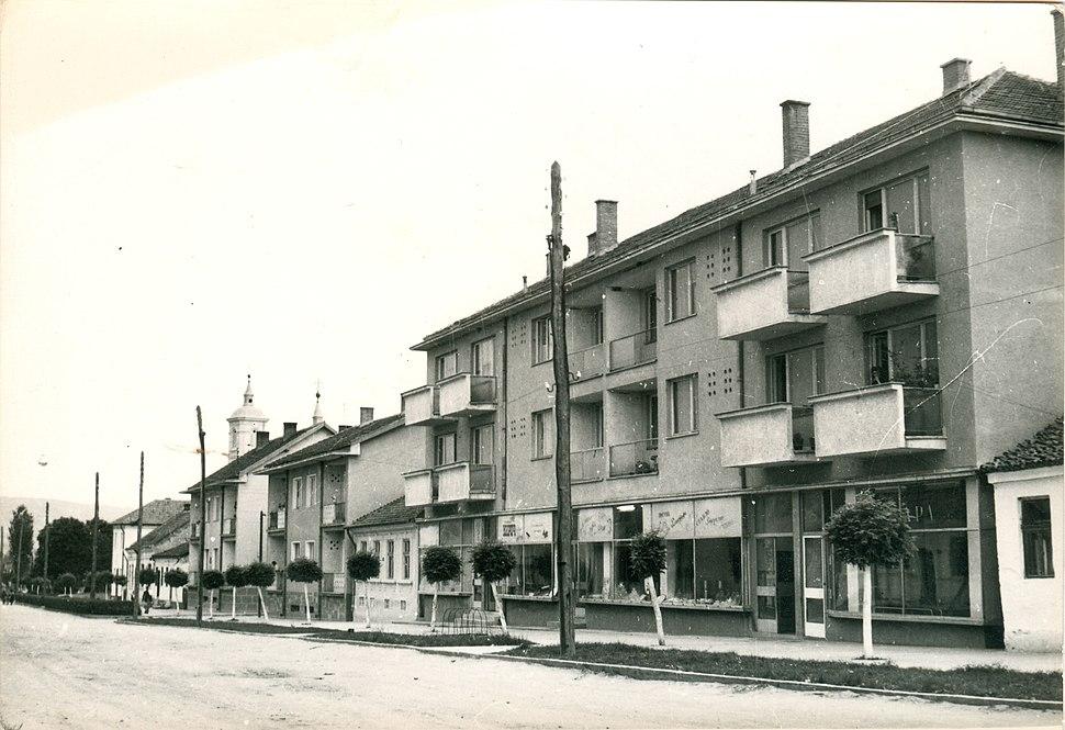 Kladovo sedamdesetih godina 20. veka