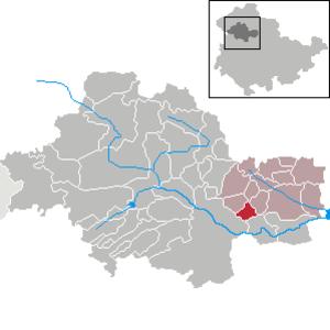 Klettstedt - Image: Klettstedt in UH