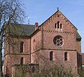 Klosterkirche Enkenbach Ostseite von Hans Buch.jpg