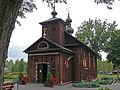 Kościół unicki p.w. św. Nicefora (1852r.) (fot. 2) - Kostomłoty gmina Kodeń powiat bialski woj. lubelskie ArPiCh A-17.JPG