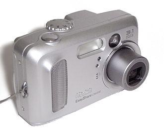 Kodak EasyShare - Kodak EasyShare CX6330.
