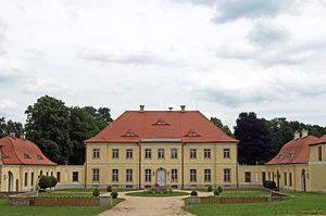 Königshain - Königshain Castle
