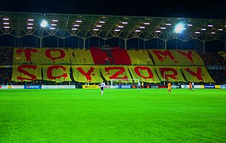 "Korona Kielce - ""We are the Buck-Knives"""