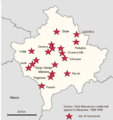 Kosovo Serb massacres on Albanians 1998-1999.png