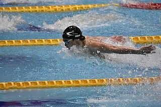 Kosuke Hagino Japanese swimmer