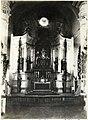 Kražiai Church interior (ca. 1890).jpg