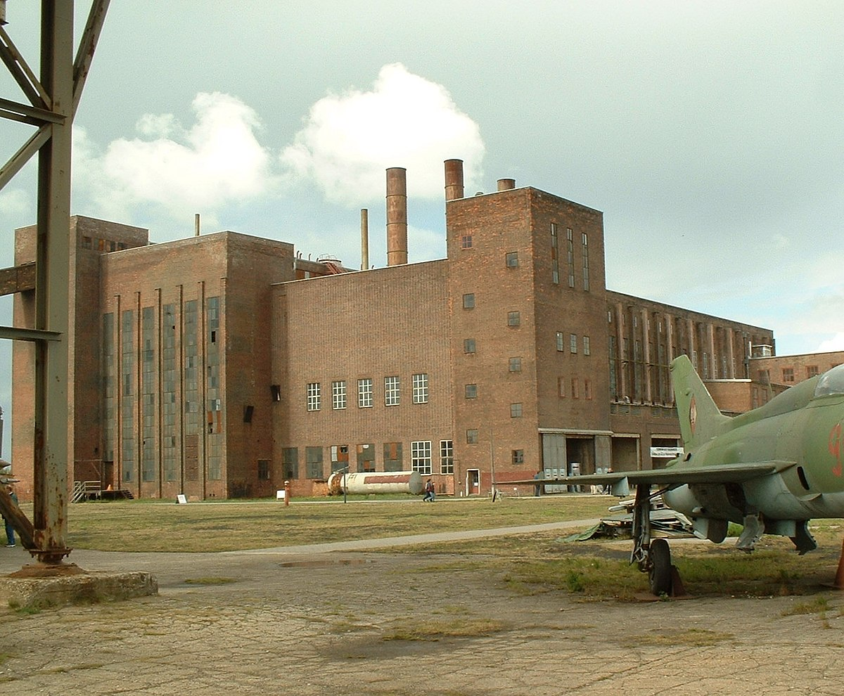 Historical Technical Museum Peenemnde Wikipedia