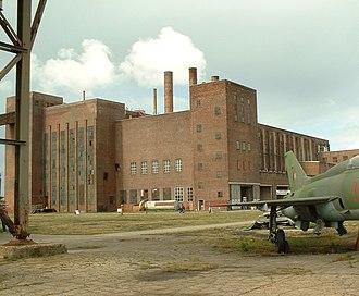 Historical Technical Museum, Peenemünde - Power Station exhibition building