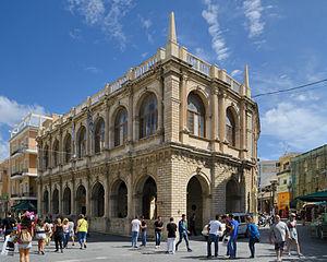 Kreta - Iraklion - Venezianische Loggia