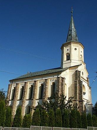 Krouna - Church in Krouna