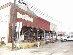 Krum, Texas - Image: Krum Town 2