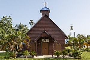 Kudat District - Image: Kudat Sabah Anglican Church St Paul Sin San 02