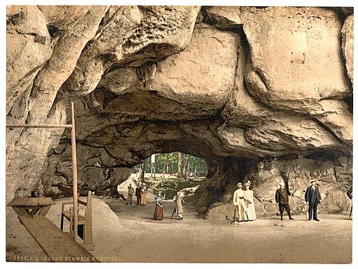 Kuhstall 1900