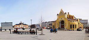 Kuopio Market Square2
