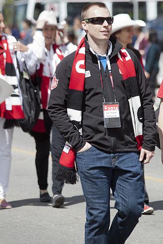 Kyle Nissen - Nissen in Parade of Champions in Calgary (2014)