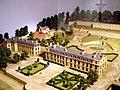 L'Isle-Adam - Musee Louis-Senlecq - Maquette du chateau de Stors.jpg