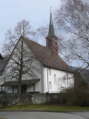 Löhningen - Image: Löhningen Kirche