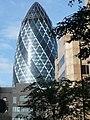 LONDON 2010 The Gherkin - panoramio.jpg