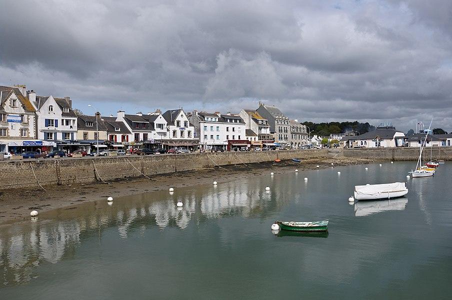 La Trinité-sur-Mer, Morbihan, Brittany, France.