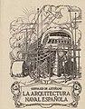 La arquitectura naval española 1920 Artiñano y Galdácano 01.jpg