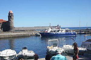 La vedette à passagers Roussillon II (1).JPG