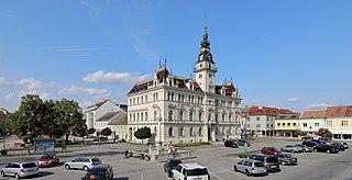 Laa an der Thaya Place in Lower Austria, Austria