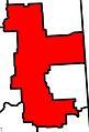 LacLaBicheStPaulTwoHills electoral district 2010.jpg