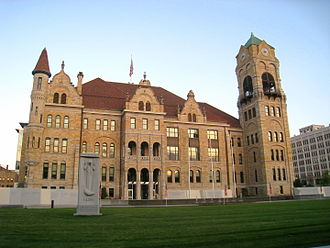 Lackawanna County, Pennsylvania - Image: Lackawanna County Courthouse 008