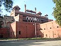 Lahori Gate - Red Fort - View from behind.JPG