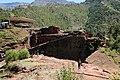 Lalibela, groppo sud-orientale della chiese rupestri 01.jpg