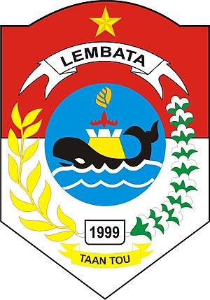Lembata Regency - Image: Lambang Kabupaten Lembata