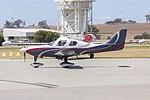 Lancair Super ES (VH-HLP) taxiing at Wagga Wagga Airport (2).jpg