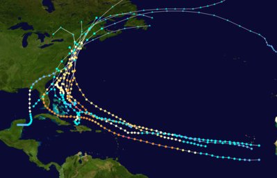List of New York hurricanes - Wikipedia, the free encyclopedia