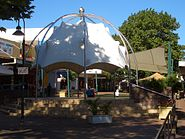 Lane Cove Pedestrian Plaza