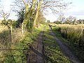 Lane at Laghty Barr - geograph.org.uk - 1118317.jpg